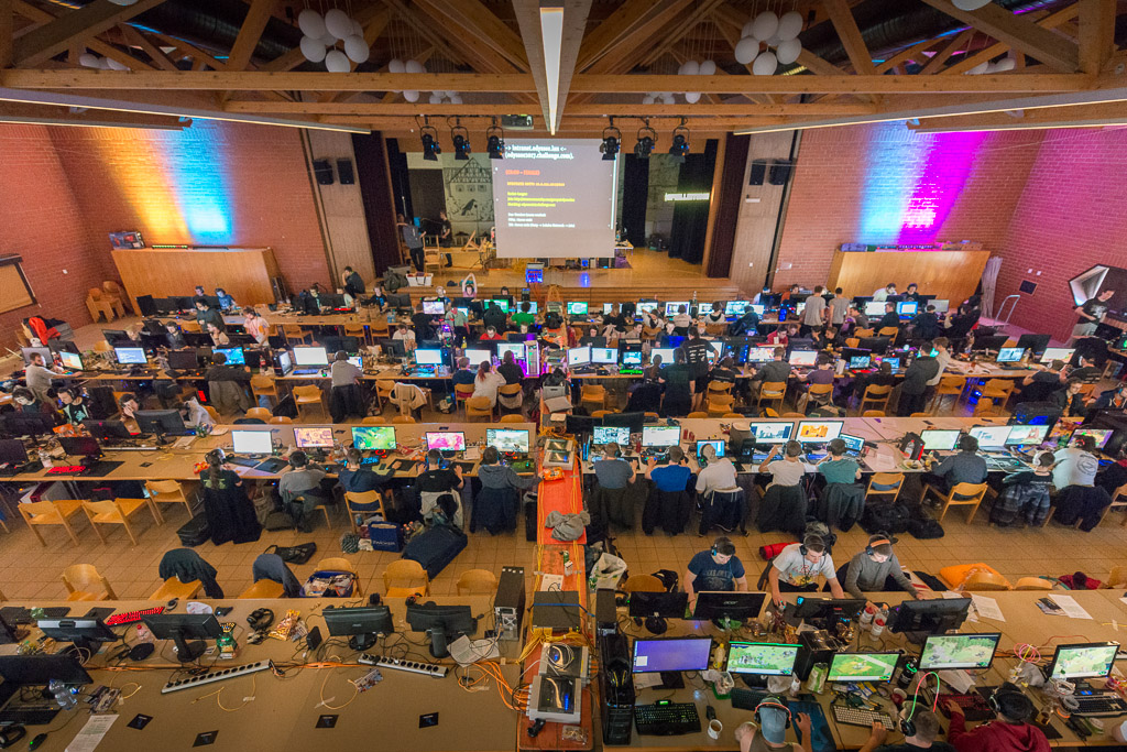 Lan-Party Odyssee 2017