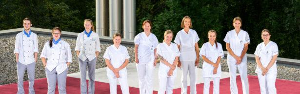 Das Spital Bülach gratuliert den Lehrabgänger/ -innen 2020